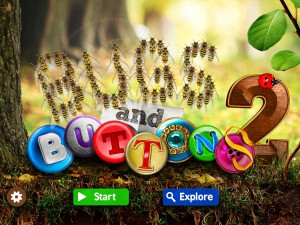 Bugs and Buttons 2 Screen1