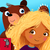 Goldilocks and Little Bear icon