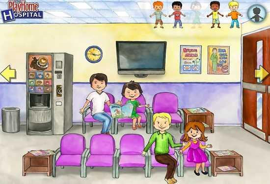 скачать бесплатно игру My Play Home Hospital - фото 6